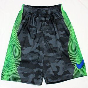 Nike Camo Swim Trunks Board Shorts Boys XL